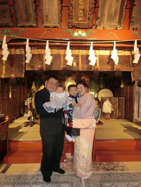 お宮参り&お食い初めは日本の伝統的な儀式なのです! | 宮の森迎賓館ウエディングBLOG