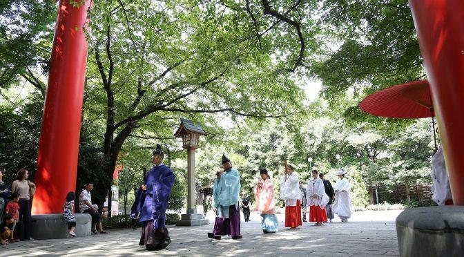 【日本古来からの伝統的な挙式〈神社婚〉】冠稲荷神社で行われている大前神前式の流れをご紹介の中盤戦!!