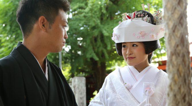 【和装版ウェディングドレス】花嫁衣装について・・・Part1☆