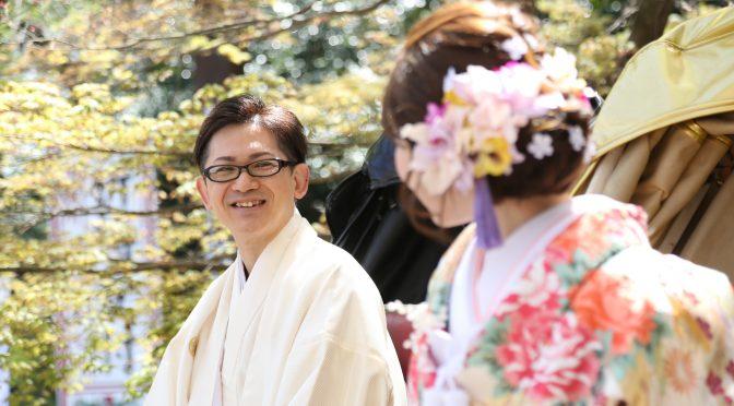 【家族で行う結婚式を】今だからこそ出来る一つの神社婚の形をご紹介いたします!!