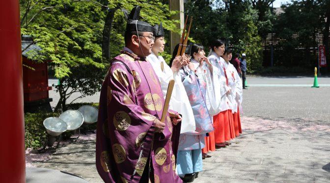 【少人数婚も叶えます!】家族で挙げるからこそ意味がある!冠稲荷神社で執り行う伝統的な神前式を徹底解剖✿