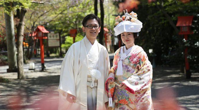 【伝統的和装ヘア】美しい綿帽子・角隠しスタイルを実現させましょう♫