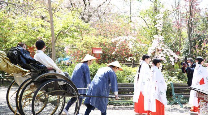 【神社で挙げる結婚式!!】この間に引きつづき第二弾☆