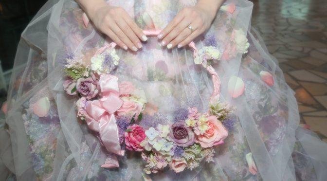 【ドレスに合うブーケを選び☆】素敵なブーケを見つけましょう♪