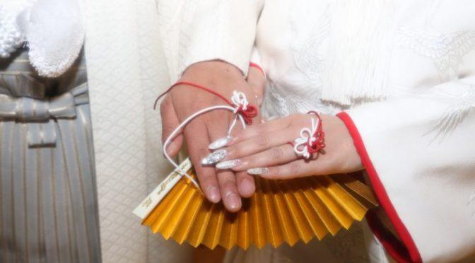 【花嫁の手を彩るウェディングネイル❀】ご自身に合ったデザインで素敵な結婚式を過ごしましょう!