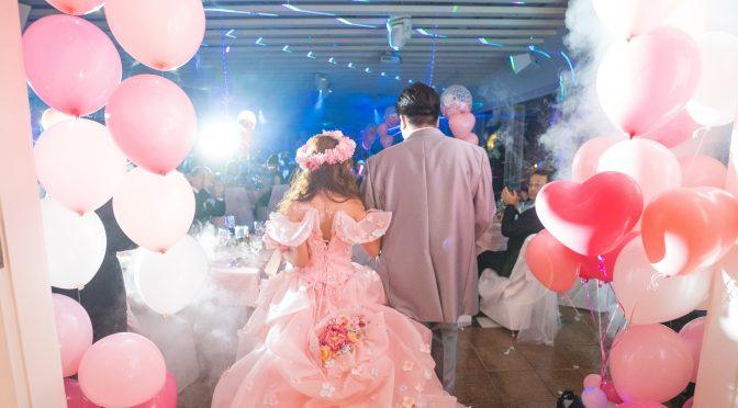【披露宴中のBGMの選び方☆】結婚式をより盛り上げるために!!