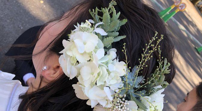 【伝統的な魅力ある白無垢・・・その着用時の髪型についてご紹介❀】是非先輩花嫁様の髪型を参考に!!