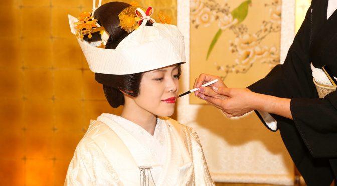 【伝統的なヘアスタイル❀】和装に合わせた髪型について