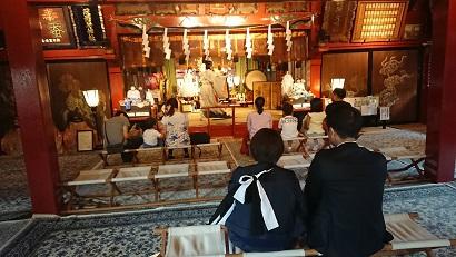大安で日曜で戌の日を無事に執り納められました。 群馬県太田市の冠稲荷神社でございます。初宮参りも七五三も厄除けもありました!