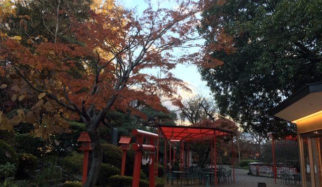 結構あたたかく過ごしやすい気温でした(^_^)境内の紅葉も綺麗です。本日は菅原道真公をご紹介いたします。
