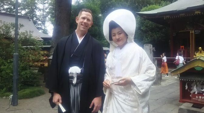 挙式の前撮中の様子を先日のブログでご紹介させていただきました素敵なお二人に再会!本日、6月2日はお二人のご結婚式本番でした♪ご親族様やご友人様からの温かい祝福の中、神前にて永遠の愛情と真実を捧げあうことをお誓いになられたお二人❤末永いご多幸をお祈り申し上げます。