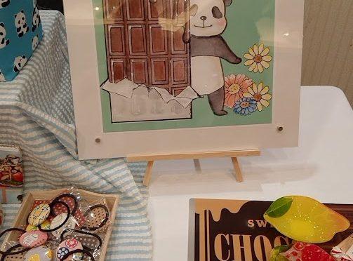 今日は冠稲荷神社の隣、ティアラグリーンパレスの会場にて、よつ葉生協様主催の「よつ葉マルシェ」が行われました!さっそくブログでご紹介させて頂きたく、会場にお邪魔させて頂きました!!