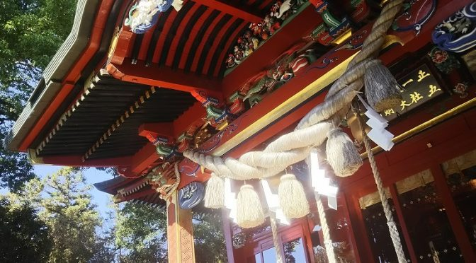 癒しパワー、浄化パワーに満ちた冠稲荷神社の清々しい風景をご覧ください(^^)