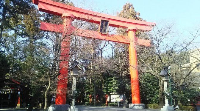 屋外で過ごすことの多い昨今の状況下…冠稲荷神社でお散歩はいかがでしょう?